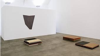 Jean Pfaff im Kunstraum Medici.