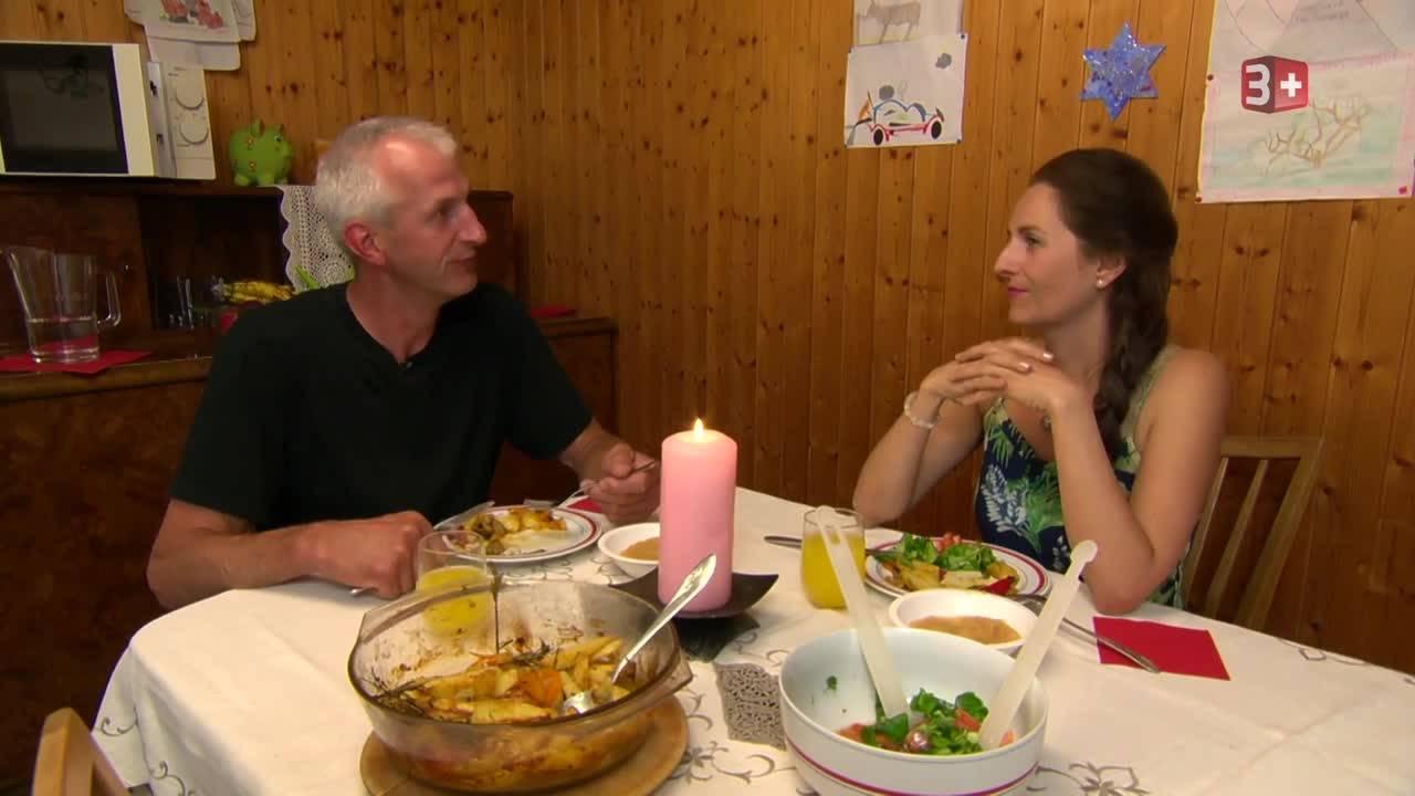 Nancy Holten bekochte ihren Bauern – vegan.