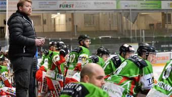 Rolf Hildebrand kann zufrieden sein mit dem, was er von seiner Mannschaft in dieser Saison gesehen hat.