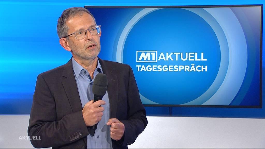 GLP-Präsident Beat Hiller über die Aargauer Wahlen