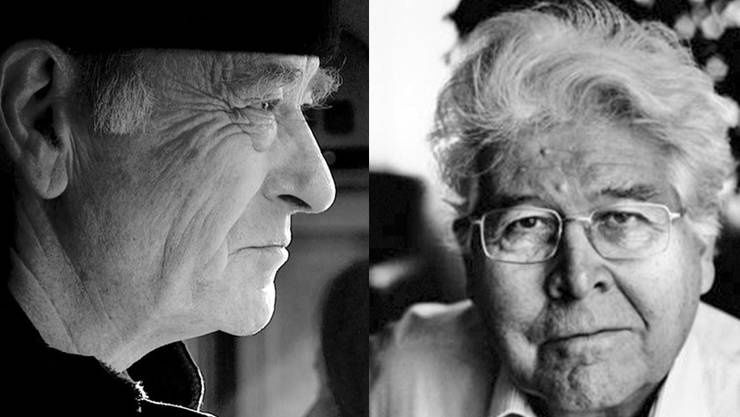 Alexander J. Seiler und Yves Yersin