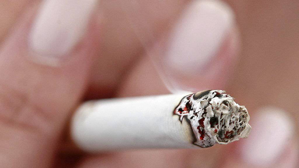 Nikotinsucht schwerer loszuwerden als heroinsucht