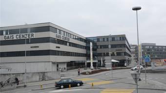Der Media Markt kommt im Herbst in das Gais Center, das gegenwärtig von seiner Besitzerin, einer Anlagestiftung der Credit Suisse, für 2,5 Millionen Franken geliftet wird.