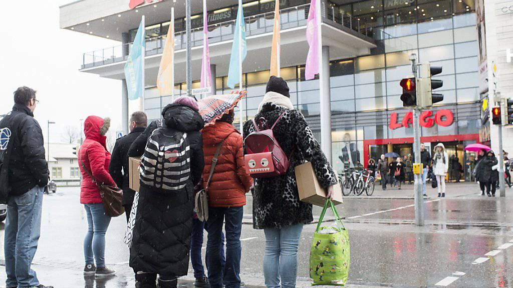 Kreuzlingen hat den Einkaufstourismus satt