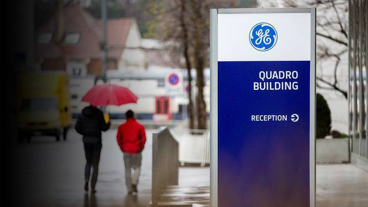 General Electric baut im Aargau 1400 Stellen ab.