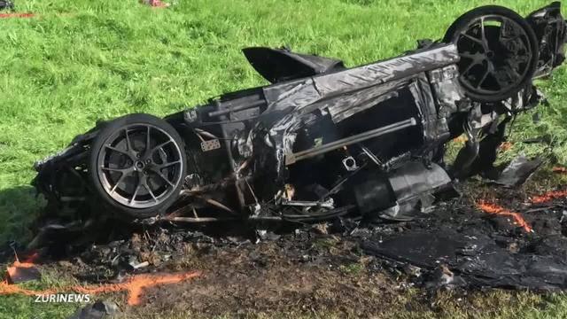 Elektroauto-Brand bringt neue Gefahren