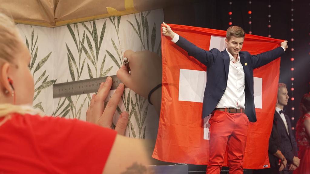 In diesen Berufen räumten die Ostschweizer bei den Euro-Skills ab