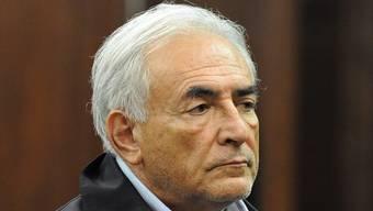 Der IWF-Chef Strauss-Kahn bleibt in U-Haft