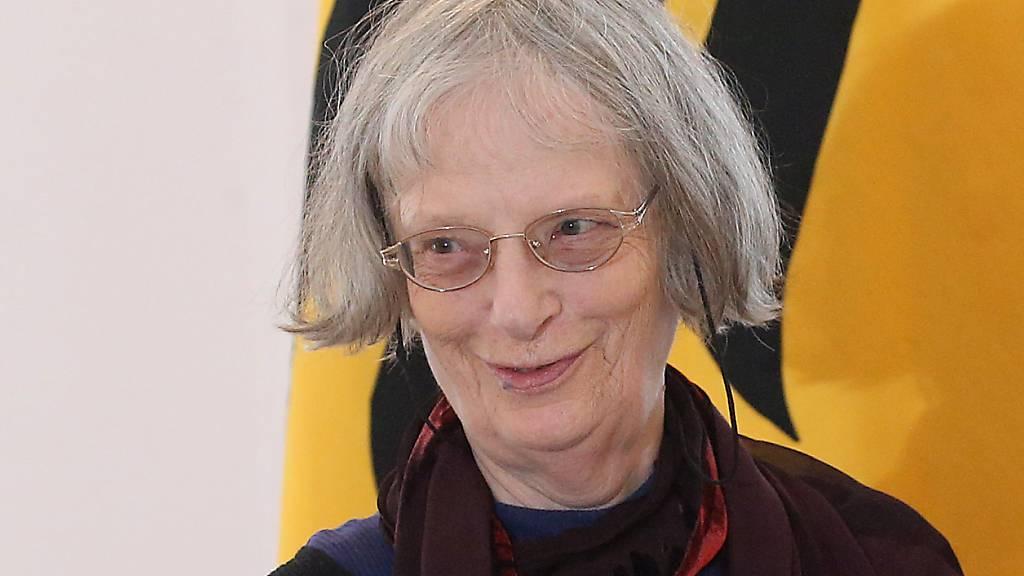 Deutsche Schriftstellerin Elke Erb erhält Georg-Büchner-Preis 2020