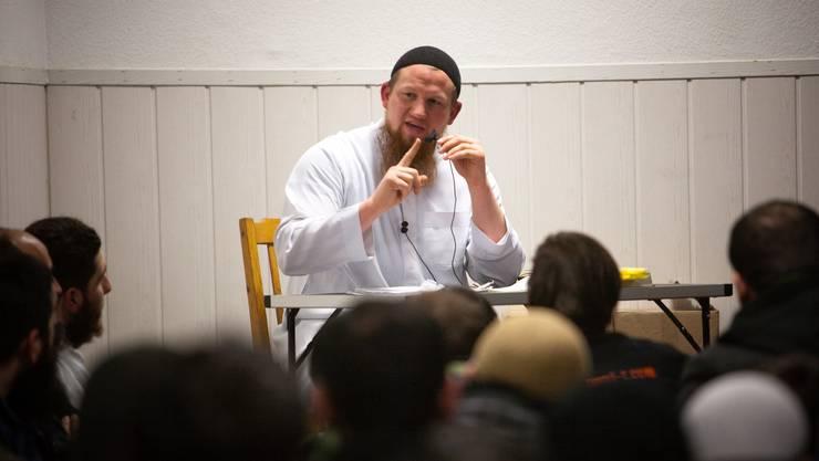 Pierre Vogel, der Star der Islamisten-Szene