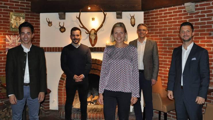 Die Abstimmung über die Konzernverantwortungsinitiative (KVI) steht bevor. Die beiden Ortsparteien SP und FDP Erlinsbach luden die politisch interessierten Gäste zu einem spannenden Anlass zur Meinungsbildung im Restaurant Hirschen ein.