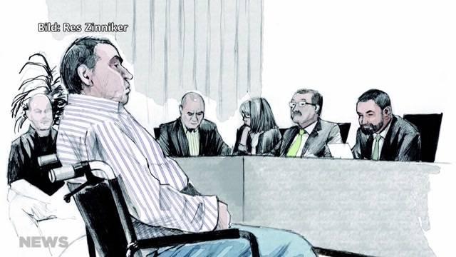 Mutmasslicher Mörder von Thunstetten wieder vor Gericht