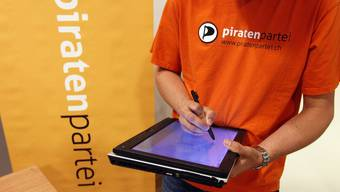 Piratenpartei Schweiz (Symbolbild)
