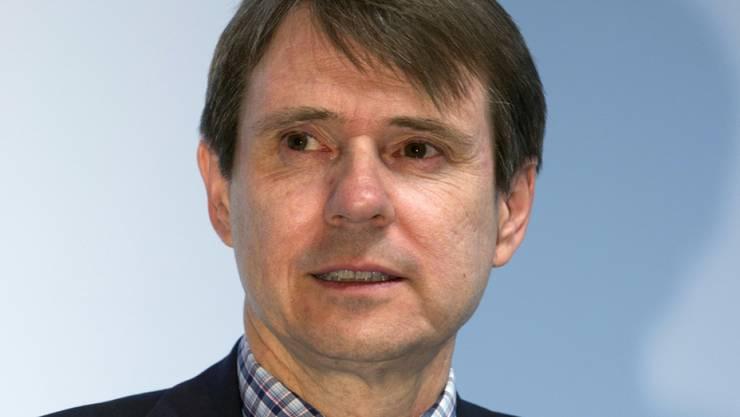 Grossaktionär und FCB-Präsident Bernhard Burgener: Seine Firma Highlight Communications plant eine Übernahmeofferte für Constantin Medien über 2,30 Euro je Aktie. (Archiv)