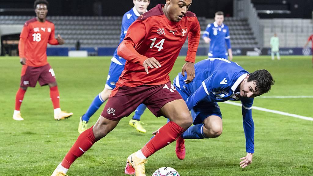 Drei Infizierte im Schweizer U21-Team