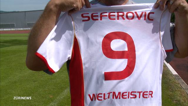 Hoffnung liegt bei Seferovic