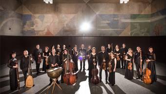 Das Capriccio Barockorchester hat sich in den letzten 20 Jahren mit historischen Instrumenten und Klängen einen Namen gemacht. Bild: zvg