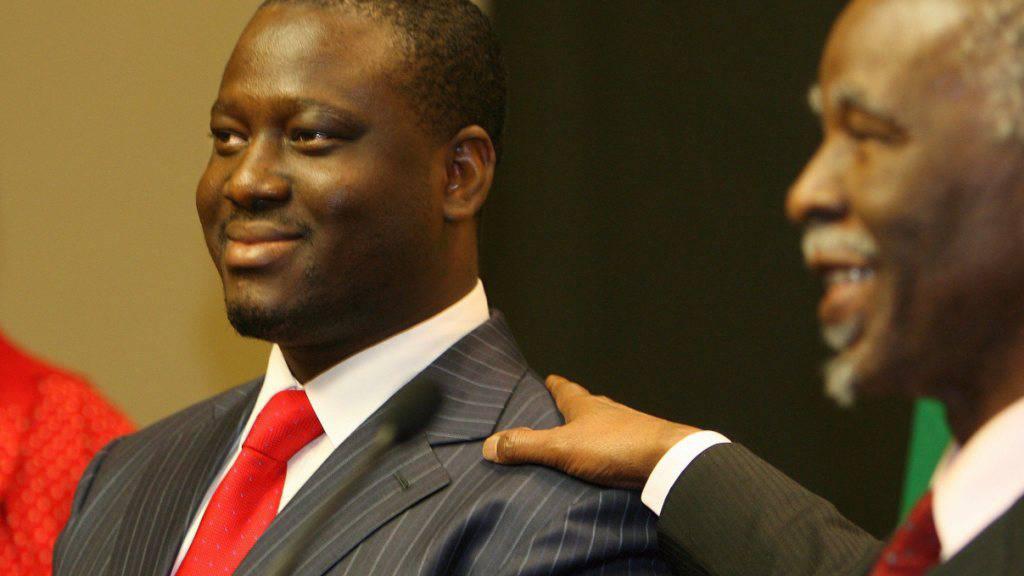 Aufruhr in Elfenbeinküste nach Haftbefehl