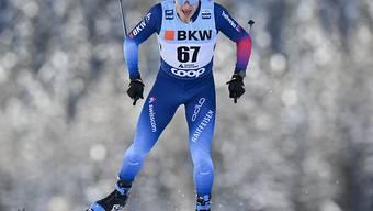 Erneut ein starker Auftritt: Der 20-jährige Valerio Grond qualifizierte sich nach Davos auch in Dresden souverän für die Viertelfinals