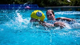 Schwimmunterricht (Symbolbild)