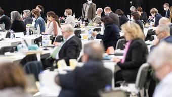 Ein Zürcher Kantonsratsmitglied ist mit einer Beschwerde gegen eine höhere Entlöhnung im Parlament vor dem Bundesgericht abgeblitzt. (Archivbild)