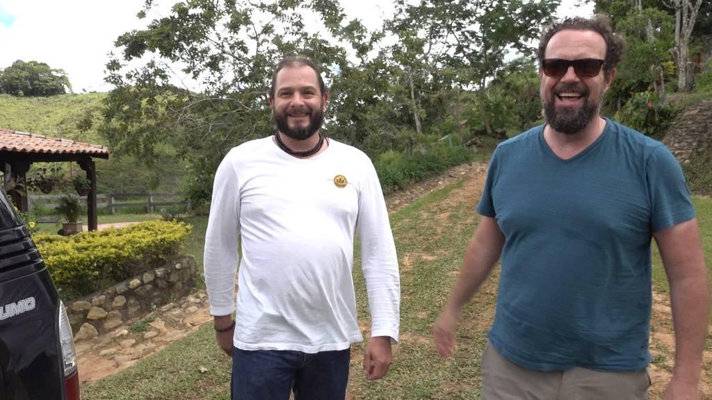Schweizer in Kolumbien: Leben in zwei Welten