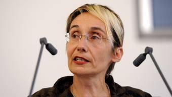 Elisabeth Burgener bezeichnet das Präsidentenamt als «reizvoll».