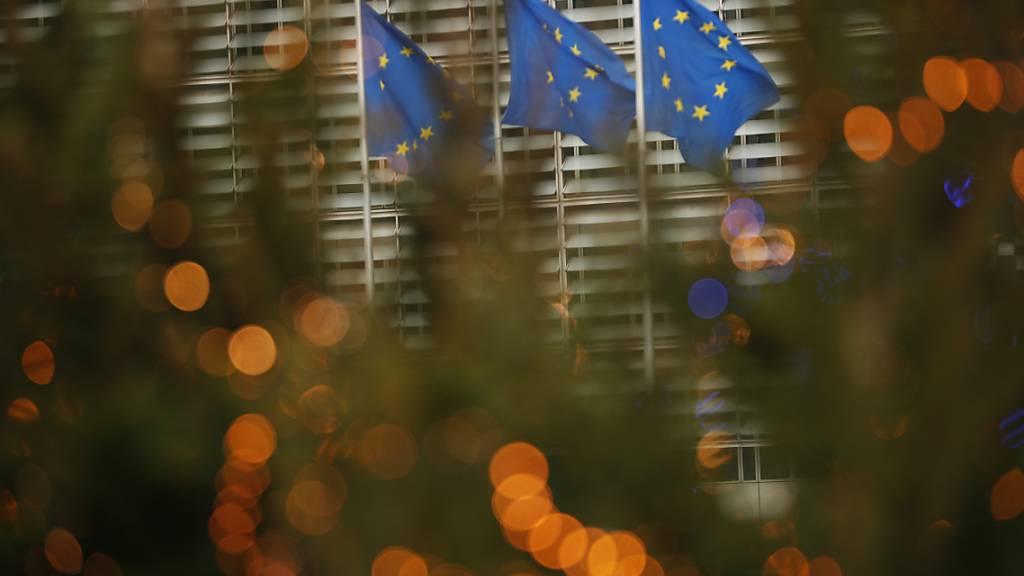 Brexit-Unterhändler verhandeln in Brüssel weiter