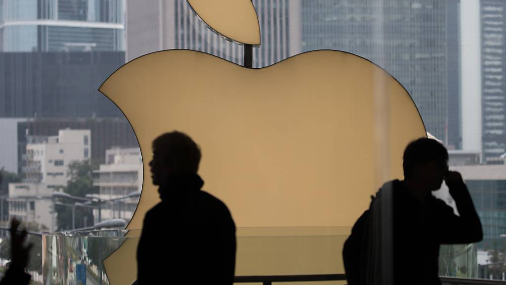 China kritisiert Apple wegen Polizei-Tracking-App