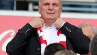 Bayern-Präsident Uli Hoeness