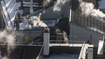 Zürich soll bis 2020 auch weniger schädlich heizen.