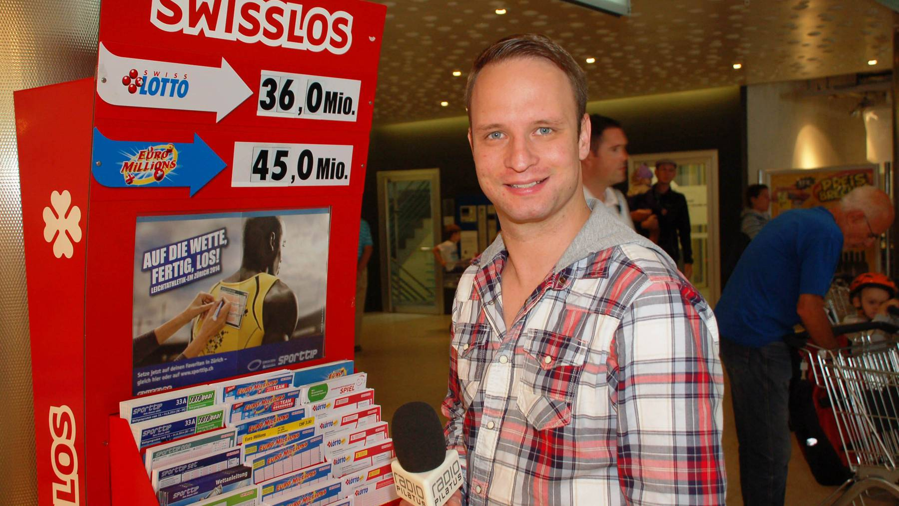 Lotto-Jackpot wiederum nicht geknackt