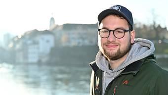 Timo Probst, Vorstandsmitglied Verein Schlafguet in Olten