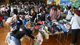 Kinderkleiderbörse 2018 in Grenchen