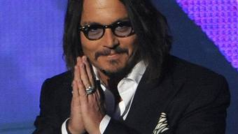 US-Darling: Johnny Depp ist Amerikas beliebtester Schauspieler