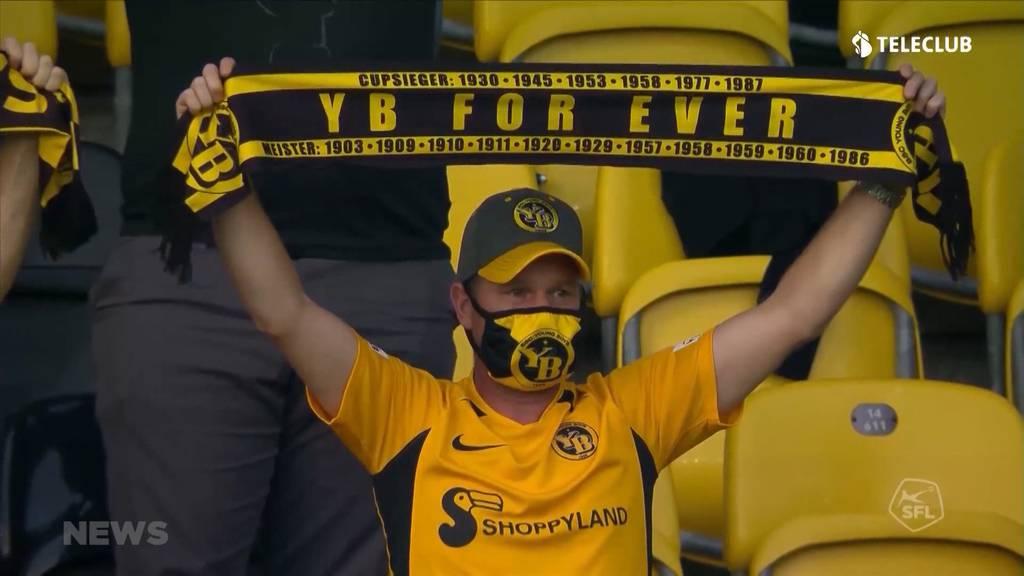 Knigge für Fussball-Fans: YB lanciert Corona-Handbuch