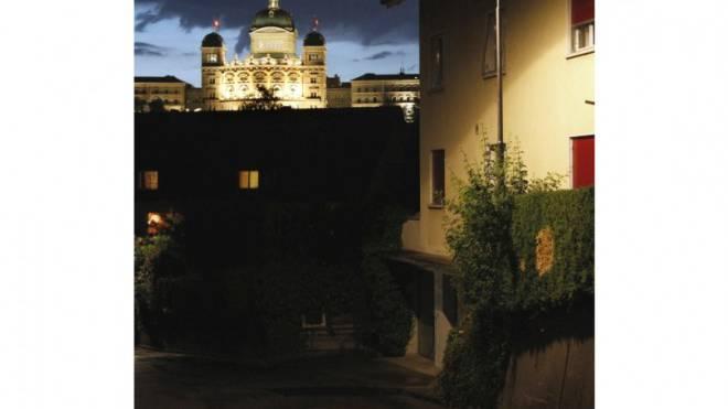 Dunkle Geschäfte: Spionagefirmen hofften auf Bundesbern.  Foto: Keystone/Peter Klaunzer