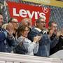 Der Jeanskonzern Levi Strauss ist wieder börsenkotiert.