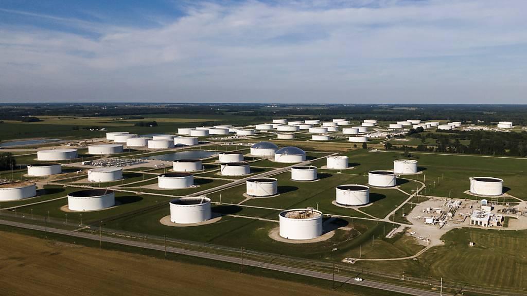 Beim Energiekonzern BP stehen grössere Teile des Öl- und Gasgeschäftes vor dem Verkauf. (Archivbild)