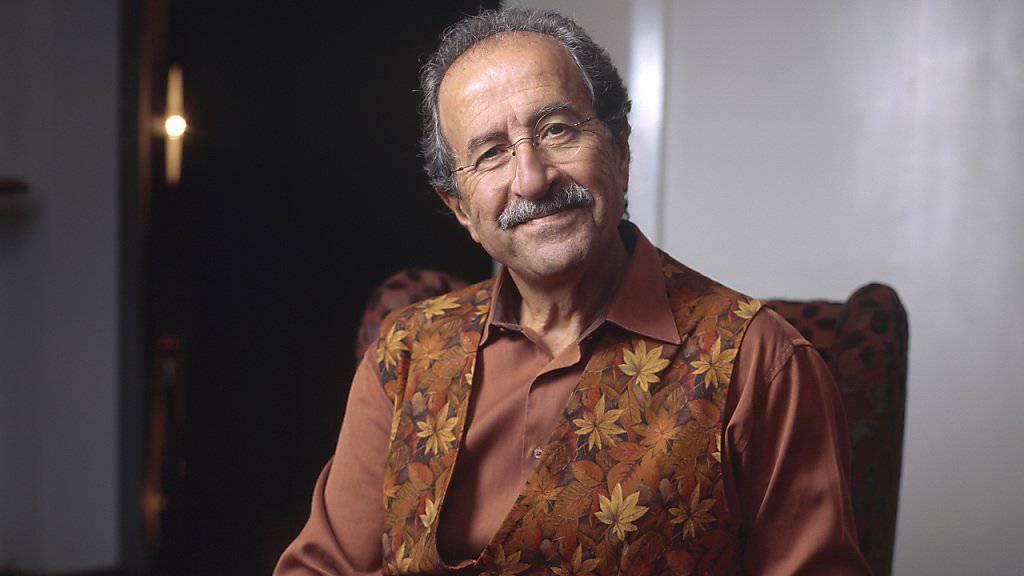 Rafik Schami wurde vor 70 Jahren in Damaskus geboren und lebt seit 1971 in Deutschland. (Archivbild),