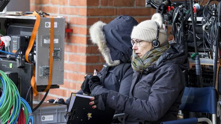 Regisseurin Katalin Gödrös.