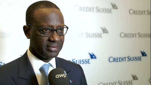 Credit Suisse mit Milliardenverlust: CEO Tidjane Thiam im Interview