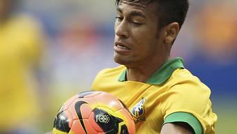 Neymar gegen Frankreich ohne Torerfolg.
