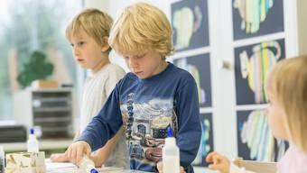 Nicht mal zehn Prozent der Lehrpersonen in Basler Kindergärten sind Männer.