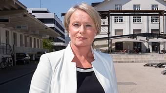«Wir werden 2019 den Wahlkampf im Baselbiet unterstützen.» Elisabeth Schneider-Schneiter Handelskammer-Präsidentin und Baselbieter CVP-Nationalrätin