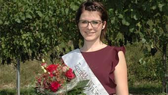«Königin» für die nächsten zwei Jahre: Die 21-jährige Salomé Rumpold. zvg