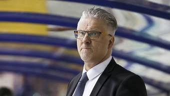 Klotens Trainer Per Hanberg musste gegen Biasca zittern (Archivbild)