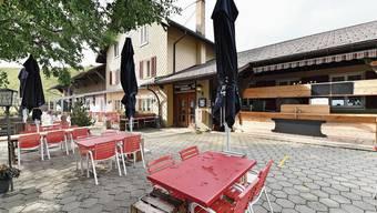 Der Gutschein kann im Berggasthof Roggen eingelöst werden. (Archivbild)