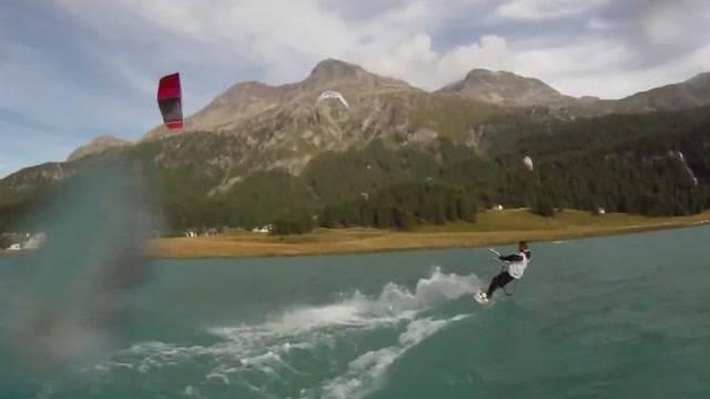 Gegenwind: Kitesurfer wehren sich gegen Verbot