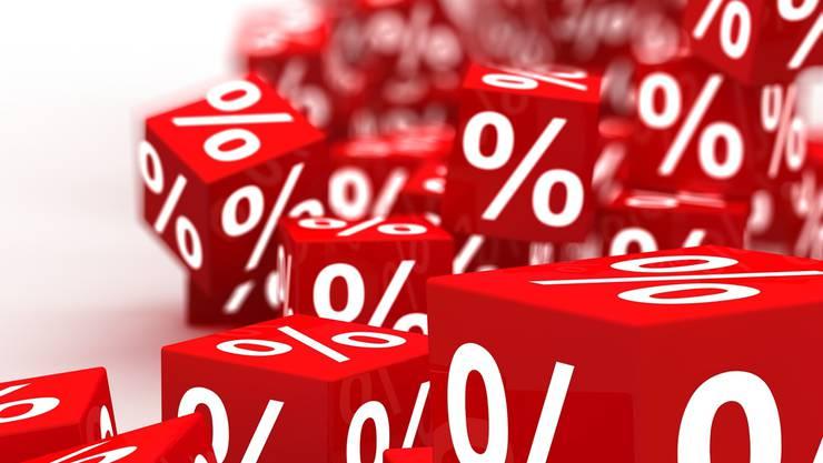 Wer im Baselbiet seine Staatssteuern vor der Fälligkeit zahlt, erhält nächstes Jahr gleichviel Zins wie bisher. Quelle: AZR